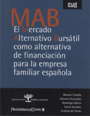 El Mercado Alternativo Bursátil como alternativa de financiación para la empresa familiar española